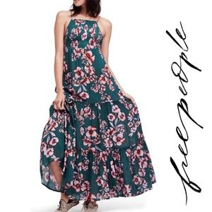 NEW Free People Garden Party Maxi Dress S
